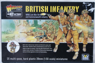 Warlord Games 28mm WGB-BI-001 British Infantry